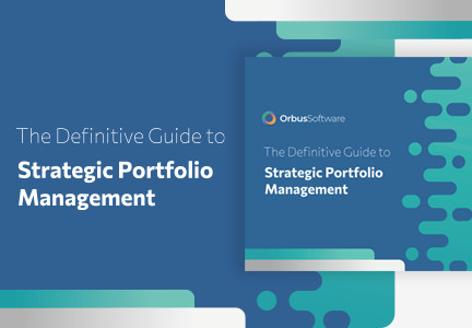 The Definitive Guide to Strategic Portfolio Management - 432 x 300