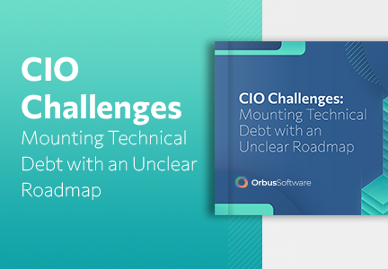 CIO Challenges Mounting Technical Debt with an Unclear Roadmap