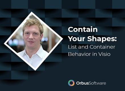 Contain Your Shapes List and Container Behavior in Visio