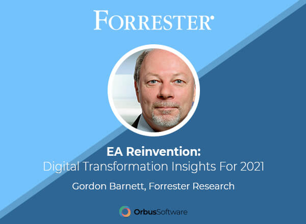 EA Reinvention Digital Transformation Insights for 2021