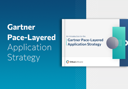 Gartner Pace Layered Application Strategy