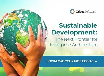Sustainable Development: The Next Frontier for Enterprise Architecture