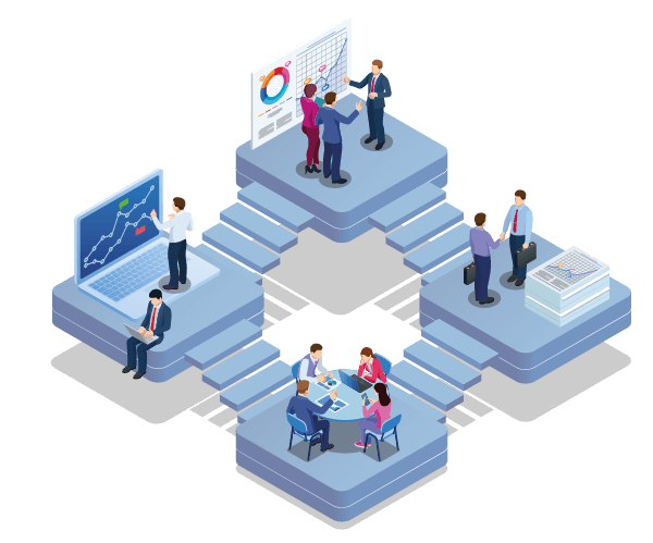 Organizing Business Processes