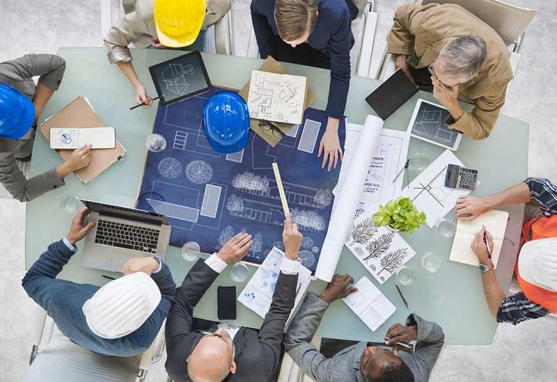 mapping the future organization