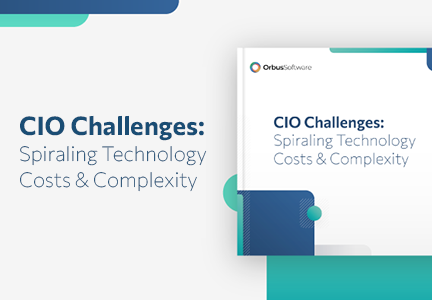 CIO Challenges Spiraling Technology Costs & Complexity - 600 x 600