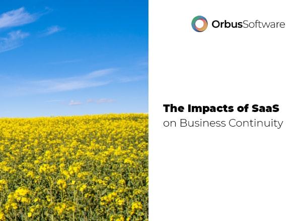 Technology-Business Impact Analysis